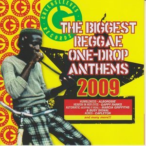 The Biggest Reggae One-Drop Anthems 2009 歌手頭像
