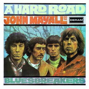 John Mayall The Bluesbreakers Peter Green アーティスト写真