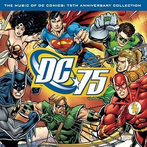 The Music of DC Comics: 75th Anniversary Collection 歌手頭像