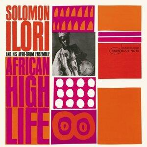 Solomon Ilori 歌手頭像