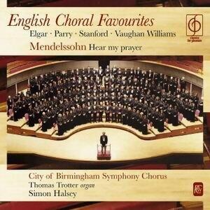 City of Birmingham Symphony Chorus/Thomas Trotter/Simon Halsey