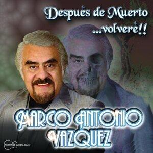 Marco Antonio Vazquez