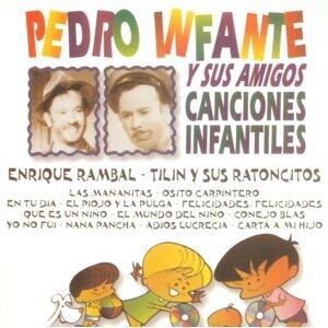 Pedro Infantes y sus Amigos 歌手頭像