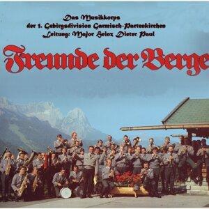 Das Musikkorps der 1. Gebirgsdivision Garmisch-Partenkirchen 歌手頭像