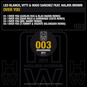 Leo Blanco, Vitti & Hugo Sanchez Feat Nalaya Brown 歌手頭像