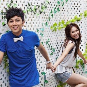 Jason Chung & Karene Mak (鍾一憲 & 麥貝夷) アーティスト写真