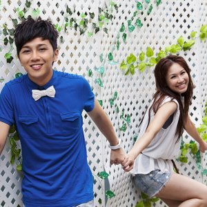 鍾一憲 & 麥貝夷 (Jason Chung & Karene Mak)