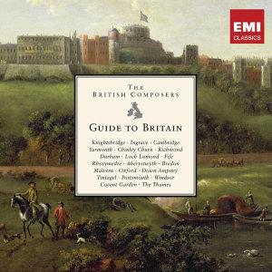 The British Composers Guide to Britain アーティスト写真