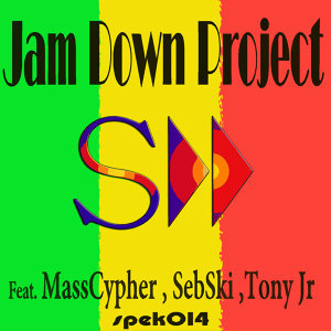 Jam down project 歌手頭像