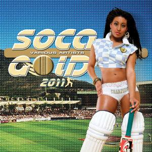 Soca Gold 2011 歌手頭像