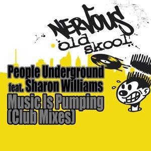 People Underground アーティスト写真