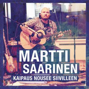 Martti Saarinen 歌手頭像