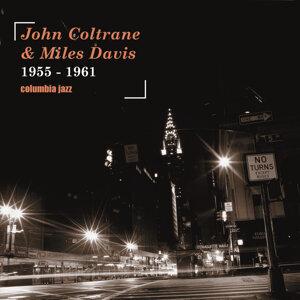 John Coltrane, Miles Davis 歌手頭像