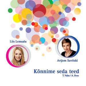 Artjom Savitski & Liis Lemsalu 歌手頭像