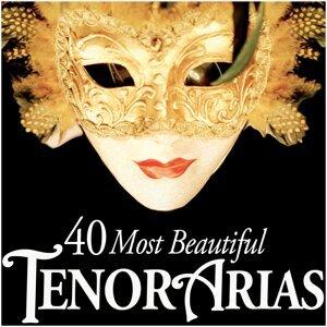 40 Most Beautiful Tenor Arias アーティスト写真