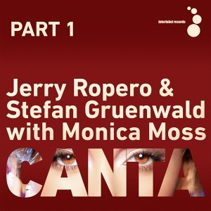 Jerry Ropero & Stefan Gruenwald with Monica Moss