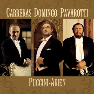 Domingo/Carreras/Pavarotti 歌手頭像