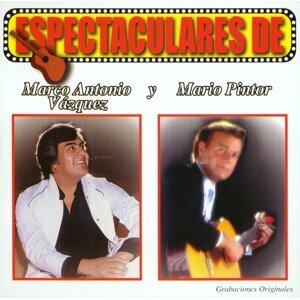 Espectaculares de Marco Antonio Vazquez y Mario Pintor 歌手頭像
