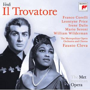 Fausto Cleva; Leontyne Price, Irene Dalis, Franco Corelli, Mario Sereni 歌手頭像