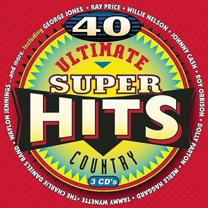 Ultimate Country Super Hits 歌手頭像
