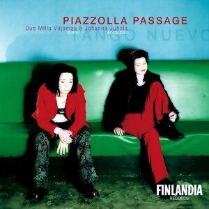 Duo Milla Viljamaa & Johanna Juhola