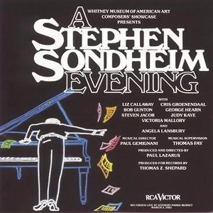 A Stephen Sondheim Evening 歌手頭像