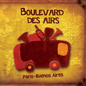 Boulevard des airs 歌手頭像