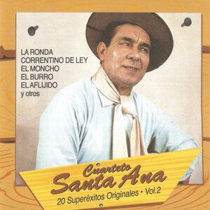 Cuarteto Santa Ana 歌手頭像