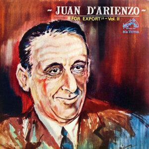 Juan D'Arienzo y su Orquesta Típica 歌手頭像