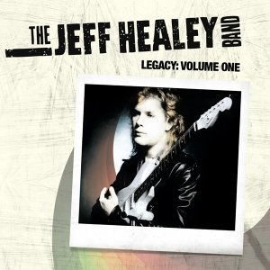 The Jeff Healey Band 歌手頭像