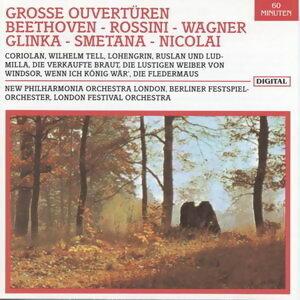 Beethoven - Rossini - Wagner - Glinka - Smetana - Nicolai 歌手頭像