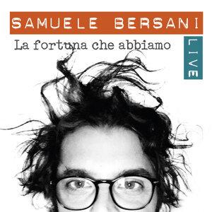 Samuele Bersani アーティスト写真