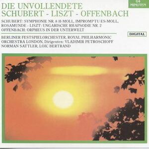Schubert - Liszt - Offenbach 歌手頭像