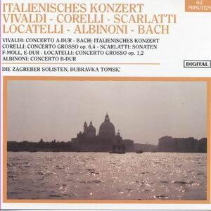 Vivaldi - Corelli - Scarlatti - Locatelli - albinoni - Bach 歌手頭像