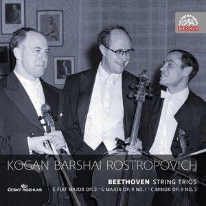 Kogan Leonid, Barshai Rudolf, Rostropovich Mstislav 歌手頭像