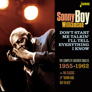 Sonny Boy Williamson 歌手頭像