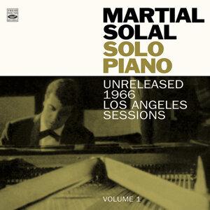 Martial Solal (馬歇爾索拉爾) 歌手頭像