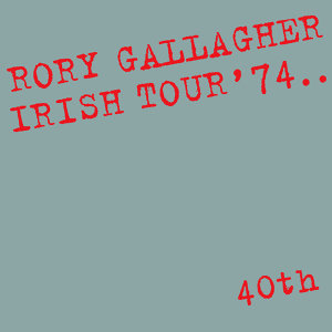 Rory Gallagher Artist photo