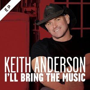 Keith Anderson (齊斯安德森) 歌手頭像