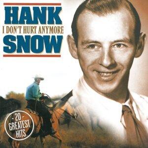 Hank Snow (漢克史諾) 歌手頭像