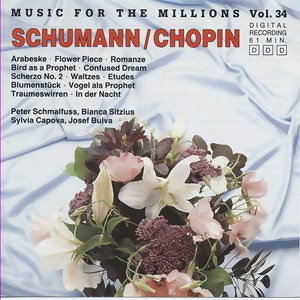 Schumann - Chopin (舒曼 - 蕭邦) 歌手頭像