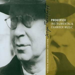 Prokofiev : Edition Volume 4 - Instrumental & Chamber Music 歌手頭像
