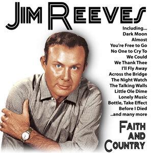 Jim Reeves 歌手頭像