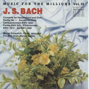 J.S.BACH 歌手頭像