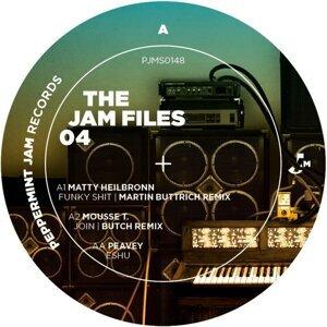 The Jam Files 04 歌手頭像