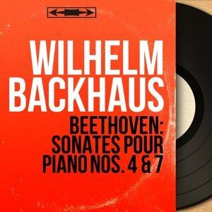 Wilhelm Backhaus アーティスト写真