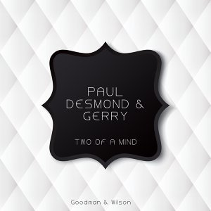 Paul Desmond & Gerry Mulligan アーティスト写真