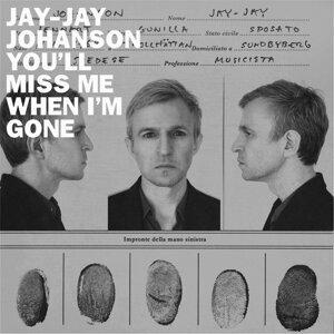 Jay-Jay Johanson (傑傑強森) 歌手頭像