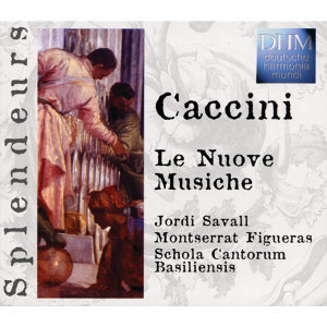 Giulio Caccini 歌手頭像