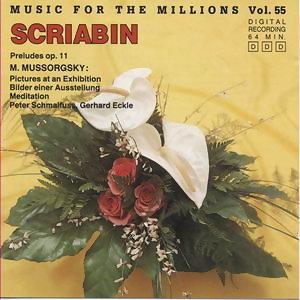 Scriabin / Mussorgsky 歌手頭像